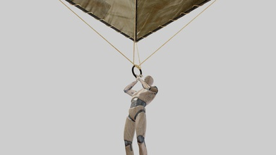 leonardo da vinci - paracadute - buy royalty free 3d model spitfirecapurageklan spitfirecapurageklan f0d155d secondo leonardo da vinci con una tenda di lino forma di piramide con un apertura alla base di sette metri di larghezza tenuta rigidamente aperta da quattro corde sugli angoli ogni uomo pu gittarsi d&rsquo ogni grande altezza senza danno di s  - leonardo da vinci - paracadute - buy royalty free 3d model spitfirecapurageklan spitfirecapurageklan f0d155d