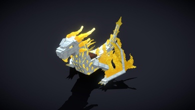 lightning dragon - 3d model nova67 nova67 02553de lightning dragon - 3d model nova67 nova67 02553de
