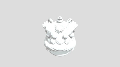 lion head - 3d model happyanson130 happyanson130 e7bf552 lion head - 3d model happyanson130 happyanson130 e7bf552