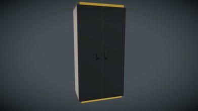 locker - download free 3d model eliott eliotthames 7c0e4b9 locker made part sci-fi game project - locker - download free 3d model eliott eliotthames 7c0e4b9