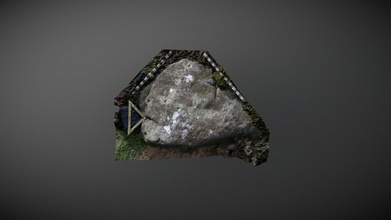 lordenshaw hillfort 7f sept 2005 - download free 3d model england's rock art archive englandsrockart 28cddcc carved rock found just s outer rampart lordenshaw hillfort garleigh moor s rothbury northumberland referenced lordenshaw hillfort 7f beckensall archive ba carved rock added era nadrap 2008 team describe seven large cups lower south face rock two small cups upper face six possible but unlikely cups south vertical face cup marks not obvious - mostly small shallow do not appear form pattern any kind possible cups much clearer vertical south edge although these may natural two natural cracks run lengthways one across bottom width historic england listing https historicenglandorguk listing the-list list-entry 1017196 era & ba info https archaeologydataserviceacuk era section panel overviewjsf eraid 1315 model created 5 stereo pairs captured joe gibson nadrap team 3 september 2005 imagery forms part full nadrap archive deposited historic england - lordenshaw hillfort 7f sept 2005 - download free 3d model england's rock art archive englandsrockart 28cddcc