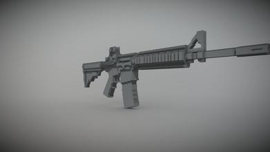 m4a4 - descargar gratis 3d modelo gfon296 gfon296 25f2d13 american m4a4 rifle de asalto uno de los más reconocibles de armas de los juegos uno de estos juegos de counter strike global offensive - m4a4 - descargar gratis 3d modelo gfon296 gfon296 25f2d13