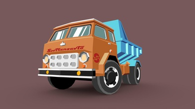 maz-500 dumptruck - 3d model eightismore eightismore 31acdaf low poly model maz-500 dumptruck maz-500 soviet truck manufactured minsk automobile plant first prototype maz-500 ran early 1955 truck&rsquo s design innovative tilting cabin which still rare west well maz-500 500a production 1963 full production commencing 1965 until 1977 modernizations taking place 1970 1977 tractor-trailer versions maz-514 -515 -516 continued built late 1981 same upgrades succeeding maz-5335 maz-5335 facelifted model which appeared 1977 version continued built until 1990 - maz-500 dumptruck - 3d model eightismore eightismore 31acdaf