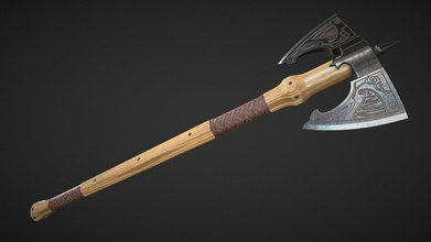 medieval axe 05 - buy royalty free 3d model don falcone don falcone b2e3980 medieval axe 05 - buy royalty free 3d model don falcone don falcone b2e3980