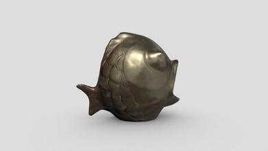 métal poisson décor acheter royalties libre 3d modèle Marc scieur blanchir studio architecture blanchiment chaux b079eda métal poisson décor acheter royalties libre 3d modèle