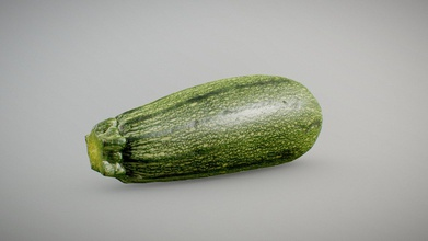 mexican gray squash - buy royalty free 3d model inciprocal inciprocal b5eabcc its pale green skin smooth shiny solid crisp flesh mexican gray squash 51 x 51 x 144 cm 80 micrometers per texel 2k scanned using physically based process developed inciprocal inc enables highly photo-realistic reproduction real-world products virtual environments our hardware software technology combines advanced photometry structured light photogrammtery light fields capture generate accurate material representations tens thousands images targeting real-time offline path-traced pbr compatible renderers zip file includes low-poly obj mesh meters set 2k pbr textures compressed lossless jpeg no chroma sub-sampling  - mexican gray squash - buy royalty free 3d model inciprocal inciprocal b5eabcc