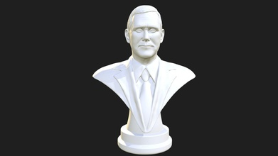 mike pence bust - buy royalty free 3d model tomveg tomislavveg e8455d4 mike pence bust - buy royalty free 3d model tomveg tomislavveg e8455d4