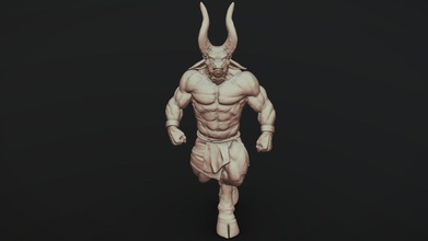 minotaur sculpt - buy royalty free 3d model rumpelstiltskin rumpelshtiltshin f94c248 minotaur sculpt 3d model created zbrush high poly mesh data only no uvs no textures topology ready 3d printing available file formats ztl zbrush 2020 above reauired obj stl hope you like check out my profile see other cool 3d models - minotaur sculpt - buy royalty free 3d model rumpelstiltskin rumpelshtiltshin f94c248