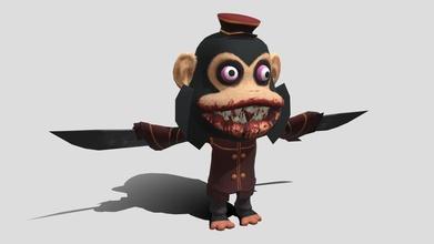 omicidio scimmia truccato Scarica gratuito 3d modello crotex crotex dba6694 omicidio scimmia truccato Scarica gratuito 3d modello crotex crotex dba6694