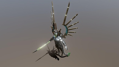 necron void dragon - 3d model frag jacker frag jacker 969d0ae necron void dragon - 3d model frag jacker frag jacker 969d0ae