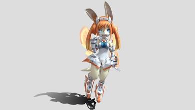 orange heart-chi - 3d model pheenix pheenix f090298 orange heart-chi nanachi x orange heart - orange heart-chi - 3d model pheenix pheenix f090298