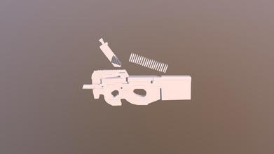 p90 gun - 3d model lukey901 lukey901 f92df3f p90 machine gun - p90 gun - 3d model lukey901 lukey901 f92df3f