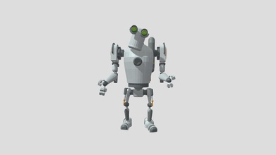 pascal nier automata - 3d model bimadwiananto bimadwiananto 435fcd7 work model my final project assignment 3d games binus university creator bima dwiananto 2201784081 based nier automata character &ldquo pascal&rdquo but use diffrent color texture scheme well tbh havent really understand texturing there 4 animations model idle running talking &ldquo begging pose&rdquo &ldquo girlish pose&rdquo guess  not accurate game model animation hope your understanding - pascal nier automata - 3d model bimadwiananto bimadwiananto 435fcd7