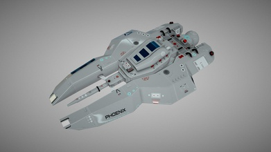phoenix sci-fi spaceship - download free 3d model aborkowskigraphics aborkowskigraphics 748271a phoenix sci-fi spaceship designed manufactured abg industries bionic technology veterans also developing various aircrafts including those meant fly outer space phoenix equipped best devices systems available market main features xn-1 laws ion&photonic propulsion systems automated radar antennas auto-adjusting engine cooling system created based my own concept modeled 3ds max 3d painted substance painter rendered iray renderer substance painter  - phoenix sci-fi spaceship - download free 3d model aborkowskigraphics aborkowskigraphics 748271a