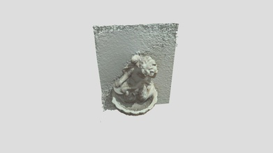 pila bautismal ngel - 3d model rociomonsalves rociomonsalves 202f635 pila bautismal florentina primer trabajo realizado con fotogrametr - pila bautismal ngel - 3d model rociomonsalves rociomonsalves 202f635