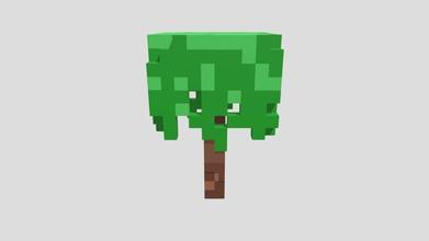 pixel tree - download free 3d model curve vfx curve vfx fdacb1c tree build pixels - pixel tree - download free 3d model curve vfx curve vfx fdacb1c