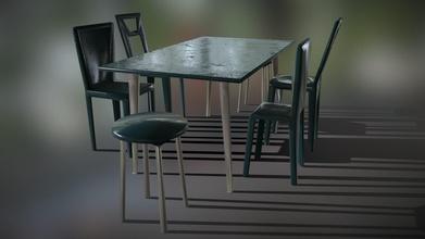 escuela politécnica aire libre mesa patio sillas taburete 1 descargar gratis 3d modelo León dp leondp 8444f5a escuela politécnica aire libre mesa patio sillas taburete 1