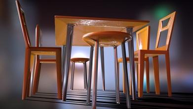 escuela politécnica aire libre mesa patio sillas taburete 2 descargar gratis 3d modelo León dp leondp eb9b5f4 escuela politécnica aire libre mesa patio sillas taburete 2