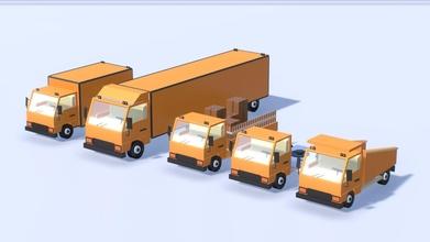 poli camion acquistare royalty gratuito 3d modello montassar f montassar f ab758de poli camion acquistare royalty gratuito 3d modello montassar f montassar f ab758de