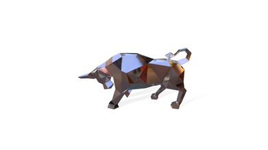 polygonal bull - 3d model ilumpro ilumpro 2d84309  2021      ral 2 18 1 17 1   -    https ilumpro +7 920 945-14-47 zakaz ilumpro polygon sculpture bull company ilumpro material powder-coated iron stainless steel can installed garden front theater restaurant size bull 2 18x1 17x1 meters polygonal sculptures hand-welded laser-cut sheet metal you can change size color bull if you want worldwide delivery - polygonal bull - 3d model ilumpro ilumpro 2d84309
