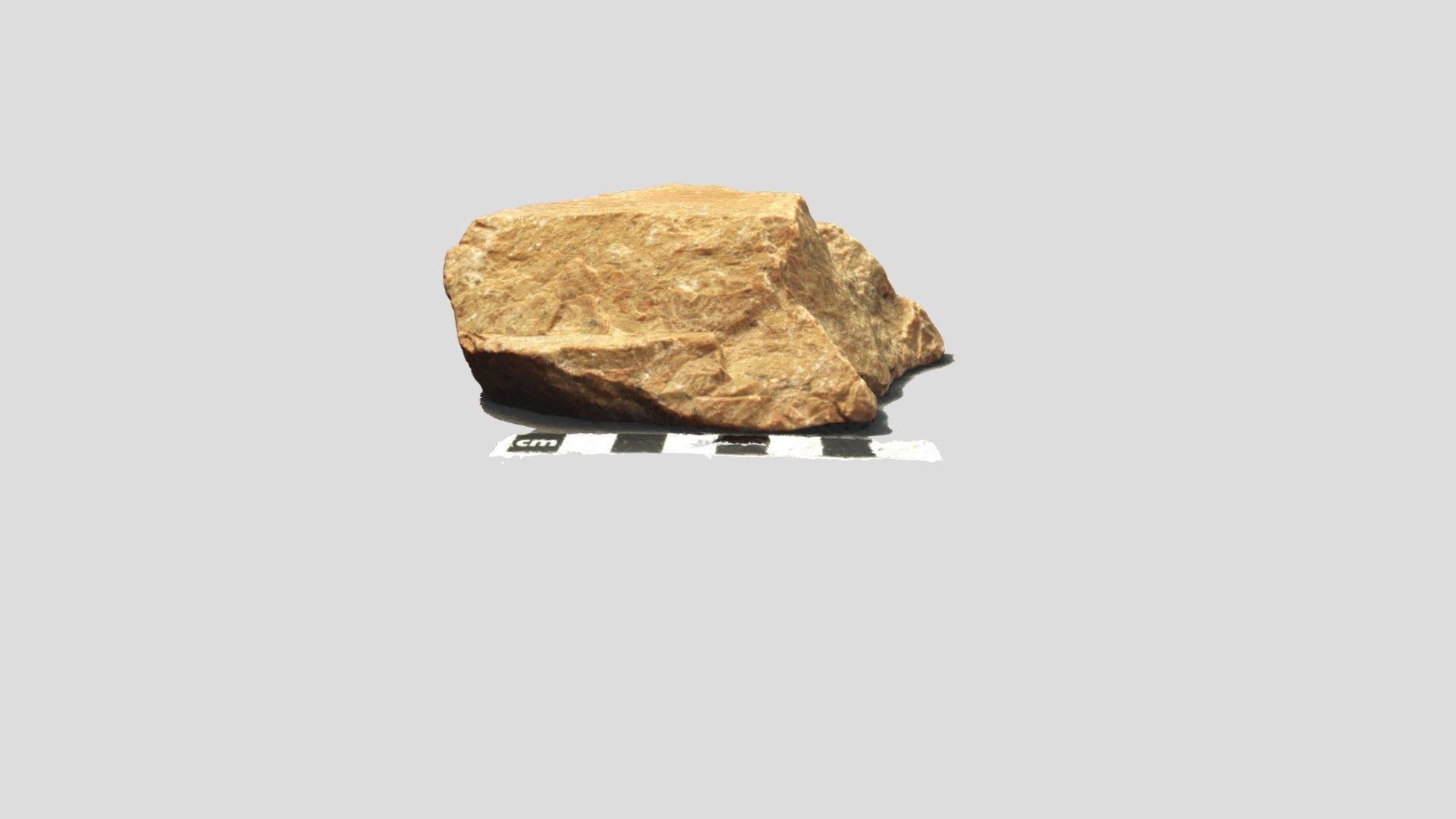 potassium feldspar - 3d m