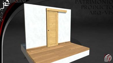 puerta corredera - 3d model imago reliquiae imagoreliquiae a6b74ce puerta corredera - 3d model imago reliquiae imagoreliquiae a6b74ce