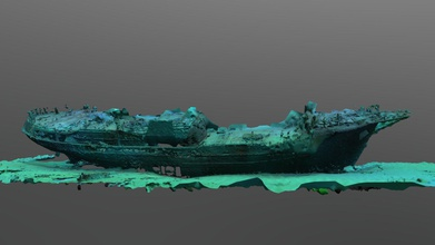 rainbow warrior shipwreck model - 3d model andrew hutchison andrew hutchison bf95c8d 3d model greenpeace ship rainbow warrior produced 2020 part archeological survey - rainbow warrior shipwreck model - 3d model andrew hutchison andrew hutchison bf95c8d