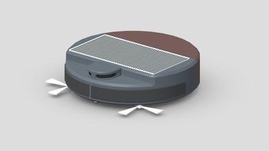 robot vacuum cleaner rob-vac - download free 3d model darkfrei darkfrei 7d904c0 robot vacuum cleaner rob-vac 01 01 - robot vacuum cleaner rob-vac - download free 3d model darkfrei darkfrei 7d904c0