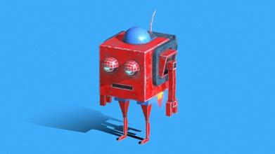 robot xii - buy royalty free 3d model alex belalis alexbelalisdesigns 5f19341 robot xii full 3d model static mesh robot xii includes fbx textures - robot xii - buy royalty free 3d model alex belalis alexbelalisdesigns 5f19341
