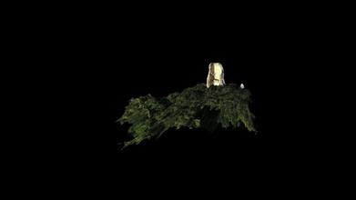 rocca sant'angelo detta rocchetta marmore - 3d model marcello cannarsa marcan d51b815 baluardo difensivo del ternano rocca di sant&rsquo angelo sorge tra terni e marmore umbria meridionale sul monte omonimo al di sopra del lago di piediluco difendeva territori della cascata quando erano oggetto di contesa tra stessa terni e rieti - rocca sant'angelo detta rocchetta marmore - 3d model marcello cannarsa marcan d51b815
