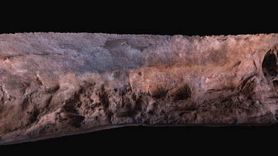 rock art west wonderwerk cave south africa - 3d model zamani project zamaniproject 9ac27b9 textured model wonderwerk cave south africa 3d model covers rock art western side cave close entrance model produced using images nikon 850d camera combined laser scans z+f 5010x scanner entire cave scanned zamani project july 2019 data processed using z+f laser control reality capture software more info wonderwerk visit https wwwzamaniprojectorg site-south-africa-wonderwerk-cavehtml header5-fn - rock art west wonderwerk cave south africa - 3d model zamani project zamaniproject 9ac27b9