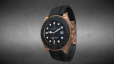 rolex yacht master - buy royalty free 3d model ar-watches ar-watches a0ab5e9 awesome stainless steel rolex yacht master watch use unreal engine 4 unity3d try augmented reality ar-watches app links app android ios currently available download fbx format 3d model developed ar-watches disclaimer we do not own design watch we only made 3d model - rolex yacht master - buy royalty free 3d model ar-watches ar-watches a0ab5e9