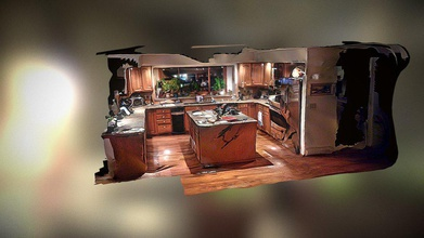 rtab-map capture - roxbury kitchen - 3d model ericschleicher ericschleicher a93889a textures bit darker since since late nigth capture - rtab-map capture - roxbury kitchen - 3d model ericschleicher ericschleicher a93889a