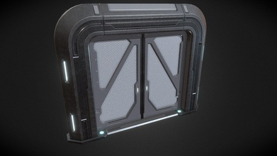 sci-fi door - buy royalty free 3d model epic hard ru epic hard ru b5523ba hi hasten present next props environment form sci-fi door built-in animation opening closing you familiar program texturing you can easily make your own texture your environment there all necessary baked maps separate archive fbx file archive contains 2 files separate opening closing animations there one file contains 2 animations once you can select them sci-fi door suitable game engines unity ue4 tested latest releases only you need make collision but think not difficult understands if you have any questions better ask before buying than after p s object uploaded sketchfab has one unified animation all correct files archives - sci-fi door - buy royalty free 3d model epic hard ru epic hard ru b5523ba