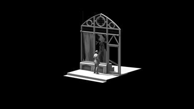 siii lab - louis horne - download free 3d model siii-lab siii-lab bb296a2 window display installation flinders ln alpha 60 store - siii lab - louis horne - download free 3d model siii-lab siii-lab bb296a2