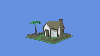 simple house - download free 3d model laura pierce laura pierce 60427cc nothing amazing unique just some more practice within maya simple fairly low poly house whihc am quite proud honest - simple house - download free 3d model laura pierce laura pierce 60427cc