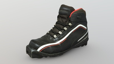ski shoe - buy royalty free 3d model florian ludewig flolu bf87836 photo-realistic 3d model ski shoe perfect every use-case ranging games film animation model available eight different levels detail texture maps scale up 8k all meshes uv-mapped have clean mesh shoe also has real world scale meshes lod0 56k vertices mostly quads lod1 28k vertices lod2 14k vertices lod3 7k vertices lod4 4k vertices lod5 2k vertices lod6 1k vertices lod7 500 vertices textures - albedo up 8k - ambient occlusion up 8k - normal up 8k - roughness up 4k - specular up 4k - metallic up 4k please contact me personally if you interested raw files mesh 1 million vertices raw texture maps still questions feel free contact me any time you can find contact information my website https flolucom - ski shoe - buy royalty free 3d model florian ludewig flolu bf87836