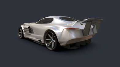 sls amg gullwing concept - race variant - 3d model draw cars 3d draw cars 3d ead1ec3 race variant my take conceptual reboot mighty mercedes benz sls amg &ldquo gullwing&rdquo also posted sketchfab  everything bigger wider lower meaner race cars fun do all these edits took me only few hours make too much fun - sls amg gullwing concept - race variant - 3d model draw cars 3d draw cars 3d ead1ec3