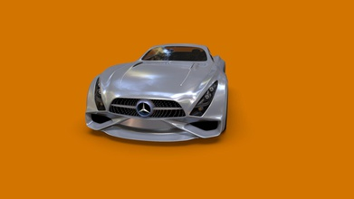 sls amg gullwing conceptual reboot - 3d model draw cars 3d draw cars 3d 974a647 my take conceptual reboot mighty mercedes benz sls amg &ldquo gullwing&rdquo  had fun detailing grille headlights one aesthetic attempts capture allure original 300sl pronounced fender haunches&hellip combined pushing current mb family design cues another design sprang thought 3d matter hours no 2d sketching - just straight 3d inside vr using gravity sketch - sls amg gullwing conceptual reboot - 3d model draw cars 3d draw cars 3d 974a647
