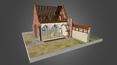 vecchio synagoga oko 1500 roku superato j 3d modello mhk ricostruzioni mhk ricostruzioni f09a7af vecchio synagoga oko 1500 roku superato j 3d