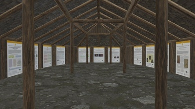 student conference virtual poster exhibition - 3d model medieval north medieval north 52ad9ea student conference virtual poster exhibition - 3d model medieval north medieval north 52ad9ea