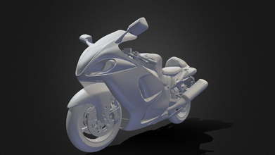 suzuki gsx1300r hayabusa 2015 3d printable model - buy royalty free 3d model sim3d simed 9f41dd2 suzuki hayabusa gsx1300r sport bike motorcycle made suzuki since 1999 it designed sole intention being fastest production motorbike its day one bikes led gentleman s agreement between manufacturers road bikes would limited around 186mph result would become fastest production bike 20th centurythis second generation sport bike motorcycle suzuki hayabusa 2015 offer motorcycle solid model parts too format stl polys 1225515 verts 591838 dimensions scale w 182mm h 78mm h 98mm pieses file 24 stand solid file 1 stand please contact me any further information thank you - suzuki gsx1300r hayabusa 2015 3d printable model - buy royalty free 3d model sim3d simed 9f41dd2