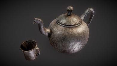 teapot kettle - buy royalty free 3d model lola lipsum loremipsum ca66c7a game ready teapot mug - teapot kettle - buy royalty free 3d model lola lipsum loremipsum ca66c7a