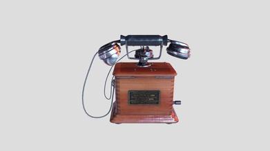 tel fono marty 1910 - 3d model fernanda jimenez fernanda jimenez c89f716 tel fono marty 1910 - 3d model fernanda jimenez fernanda jimenez c89f716