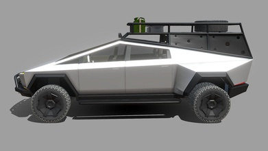tesla cybertruck off-road - buy royalty free 3d model shubbak3d shubbak3d 2823e1d tesla cybertruck off-road high-poly 3d model created 3ds max 2018 all formats size 504 mb zip file size 158 mb polygons counts max format only one file included turbosmooth iteration no turbosmooth polys count 278540 verts count 258976 turbosmooth iteration 1 polys count 379376 verts count 302847 turbosmooth iteration 2 polys count 662646 verts count 447271 available formats max 3ds max 2018 default 3ds dae collada fbx obj+mtl skp sketchup &rsquo dwg&rsquo dxf gltf your feedback rating important me - tesla cybertruck off-road - buy royalty free 3d model shubbak3d shubbak3d 2823e1d