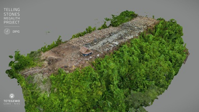 tetegewo site overview - 3d model telling stones megalith project tellingstones 0310bb6 impressive megalithic remains scatter many thousands indonesian islands sumatra nias java west sulawesi north sumba flores east archipelago morphological diversity stone buildings vast remote regions suggests existence different cultural units early history sumatra they emerge one hand isolated context geographically demarcated micro-environments but other hand connected supra-regional developments telling stones - megaliths sumatra project freie universit t berlin funded deutsche forschungsgemeinschaft project head prof dr dominik bonatz model photo felix wolter wwwfelixwolterde - tetegewo site overview - 3d model telling stones megalith project tellingstones 0310bb6