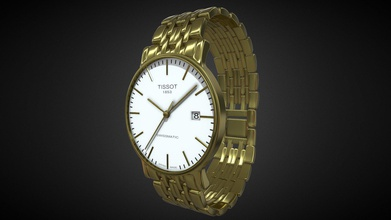 tissot - buy royalty free 3d model ar-watches ar-watches 2ed6353 awesome stainless steel tissot watch use unreal engine 4 unity3d try augmented reality ar-watches app links app android ios currently available download fbx format 3d model developed ar-watches disclaimer we do not own design watch we only made 3d model - tissot - buy royalty free 3d model ar-watches ar-watches 2ed6353