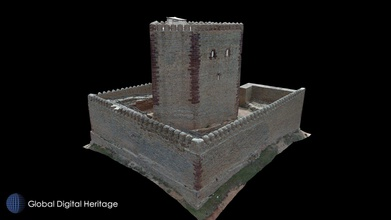 torre arag n molina arag n spain - download free 3d model global digital heritage globaldigitalheritage 1aae9b4 so-called torre arag n medieval fortress part much larger defensive complex located molina arag n guadalajara spain  tower located highest part area dominating valley generated gallo river its strategic position meant tower still considered useful 19th century so rebuilt military purposes torre arag n integrated into defensive system medieval city molina arag n one most extensive military complexes middle ages preserved spain today city molina arag n had strategic character during middle ages located border kingdoms castilla arag n aragon tower built remains previous islamic fortress pentagonal shape increase its resistance impact artillery especially catapults 3d model made reality capture using 150 faro focus3d laser scans 991 drone images - torre arag n molina arag n spain - download free 3d model global digital heritage globaldigitalheritage 1aae9b4