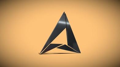 triangular logo modelo descargar gratis 3d modelo maxartista maxartista a17601b triangular logo modelo descargar gratis 3d modelo maxartista maxartista a17601b