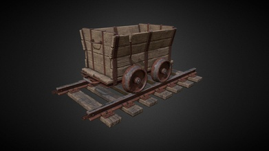 trolley wild west - download free 3d model andrew fox andrew fox 83df078 trolley wild west - download free 3d model andrew fox andrew fox 83df078
